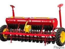 Сеялка зернотуковая GRAIN 4V (вариатор) Доставка Завод