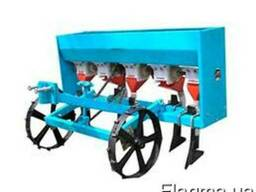 Сеялка зерновая для мотоблоков и минитракторов
