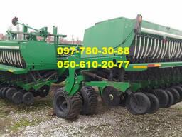 Сеялка зерновая Great Plains 3S-4000HD (Б/У) + доставка.