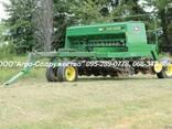 Сеялка зерновая механическая Джон Дир John Deere 750 из США - фото 1
