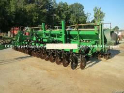 Сеялка зерновая механическая Great Plains 6м. из США