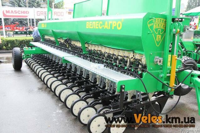 Сеялка зерновая механическая СЗМ-6М Premium