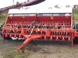 Сеялка зерновая Semeato tdng 420 (Семеато 4200) - фото 1