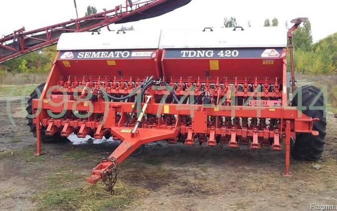 Сеялка зерновая Semeato tdng 420 (Семеато 4200)