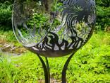 Сфера чаша для огня - фото 1
