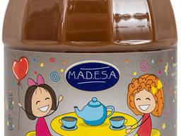 Молоко цельное сгущенное с сахаром 8, 5% жирности со вкусом Черный шоколад, экспорт