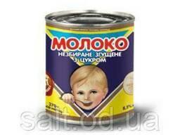 """Сгущенное молоко """"ПМКК"""", 370 г. 8, 5%"""
