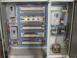 Шафи електромонтажні термозахисні
