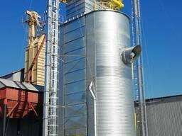 Шахтная зерносушилка колонного типа CM-20-DR Comil