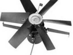 Шахтные (крышные, каминные) вентиляторы