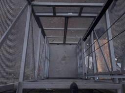 Шахтные подъёмники для склада, магазина, Украина