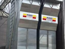 Шахтные зерносушилки PERRY