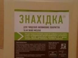 """Шампунь для ковровых покрытий и салонов автомобилей """"Знахідка"""" 5л"""