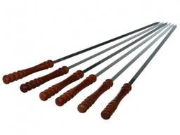 Шампура с деревянной ручкой, Шампур, Шампуры