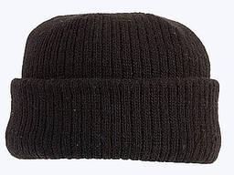 Шапка вязаная, трикотажная шапка