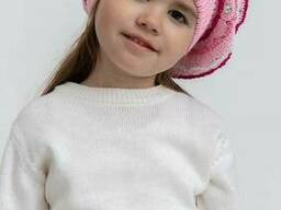 Шапка детская 126R001 цвет Розовый
