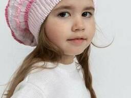 Шапка детская 126R001 цвет Светло-розовый