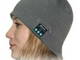 Шапка с Bluetooth наушниками Bluetooth Music Hat