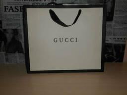 Пакет фирменный подарочный оригинальный Gucci, Италия