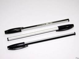 Шариковая Ручка 555В 0,7 мм черная 74006 - NV масляная