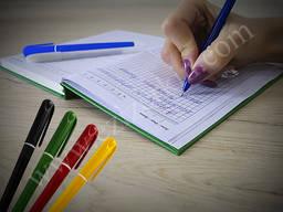 Шариковые ручки для письма