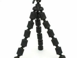 Шарнирный штатив - осьминог для экшен камер Shoot черный. ..