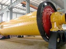Шаровая мельница см1456 (изготовление запчастей)