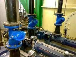 Шаровые обратные клапаны для канализации AVK Дания