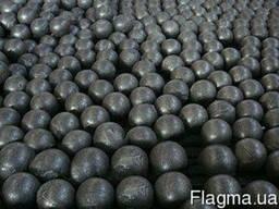 Шары стальные мелющие для шаровых мельниц ф40-60-80-100;120