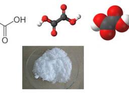 Щавелевая кислота (этандиовая кислота) мешок от 25кг