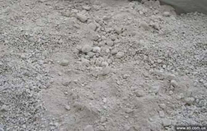Щебень известняковый (известняк (0-40 мм)