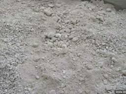 Щебень известняковый (известняк (0-40 мм) - фото 1
