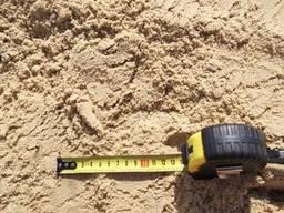 Щебень. Отсев. Песок карьерный и речной. Бетон.