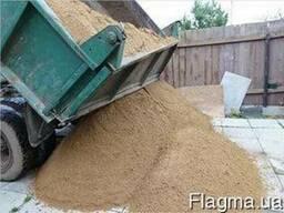 Щебень. Отсев. Песок. Кирпич. Цемент. Бутовый камень.