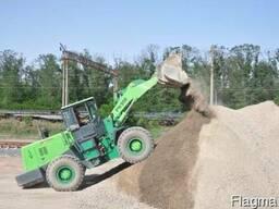 Щебен,отсев,песок с доставкой по Одессе и области.Точный вес