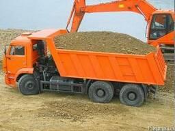 Щебень, песок, для строительства и так, по низким ценам.