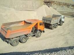 Щебень-Песок-Отсев-Шлак. Доставка 5-10 тонн