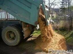 Щебень фр. 5/20, 20/40, песок, гранотсев, чернозем.