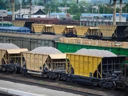 Щебень вагонами с доставкой по Европе