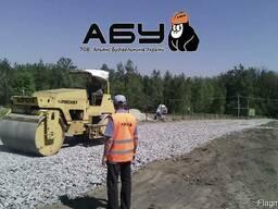 Щебеночно-песчаная смесь С7 (0*40) с цементом, Киев, область