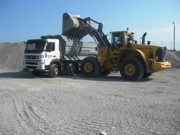 Щебеночно-песчаная смесь ЩПС фракция 0-70 мм