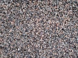 Щебінь гранітний фр. 2-5 мм.