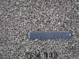Щебінь гранітний фр. 5-10