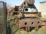 Щека подвижная с валом для дробилки СМД-111 (б/у) - фото 1