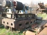 Щека подвижная с валом для дробилки СМД-111 (б/у) - фото 2