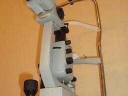 Щелевая лампа CARL ZEISS Model SL-130