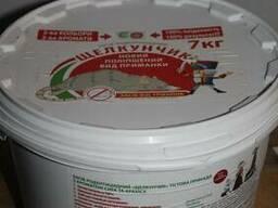 Щелкунчик- тесто в фильтр-пак (ведро 7 кг)