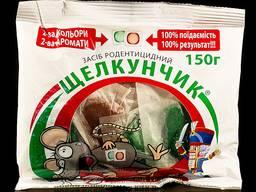 Щелкунчик-тестовая приманка Сыр Арахис 150 гр