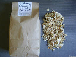 Щепа для копчения осина дуб ольха смесь 0.5 кг