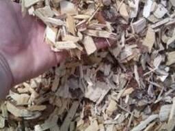 Щепа древесная (технологическая треска)